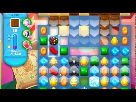 Candy Crush Soda Saga Level 2261 *