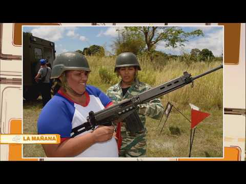 Ejercicios militares son una vergüenza para la Fuerza Armada venezolana SEG 1