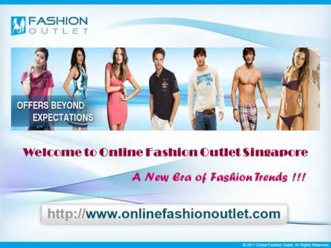 Cheapest Men & Women Clothing, Shoes and Accessories - Online Fashion Outlet Singapore