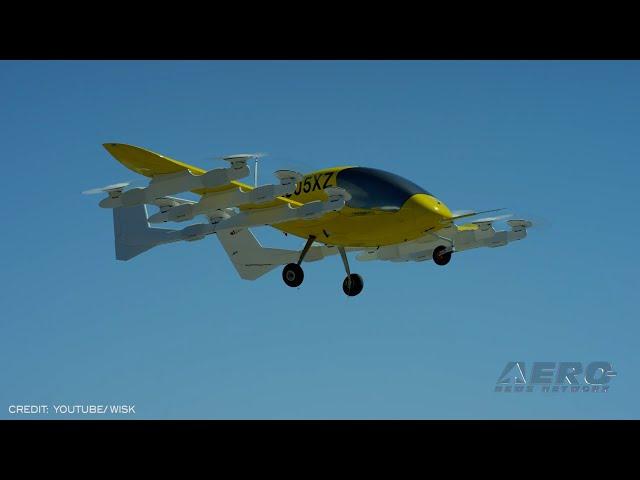 Airborne-Unmanned 03.30.21: Wisk NZ Launch, TX Pol v FAA, TSA Anti-Drone