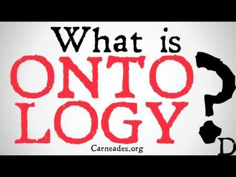 What is Ontology? (Definition)