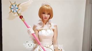 Exclusive Cardcaptor Sakura OP Sakura White Dress Preview1