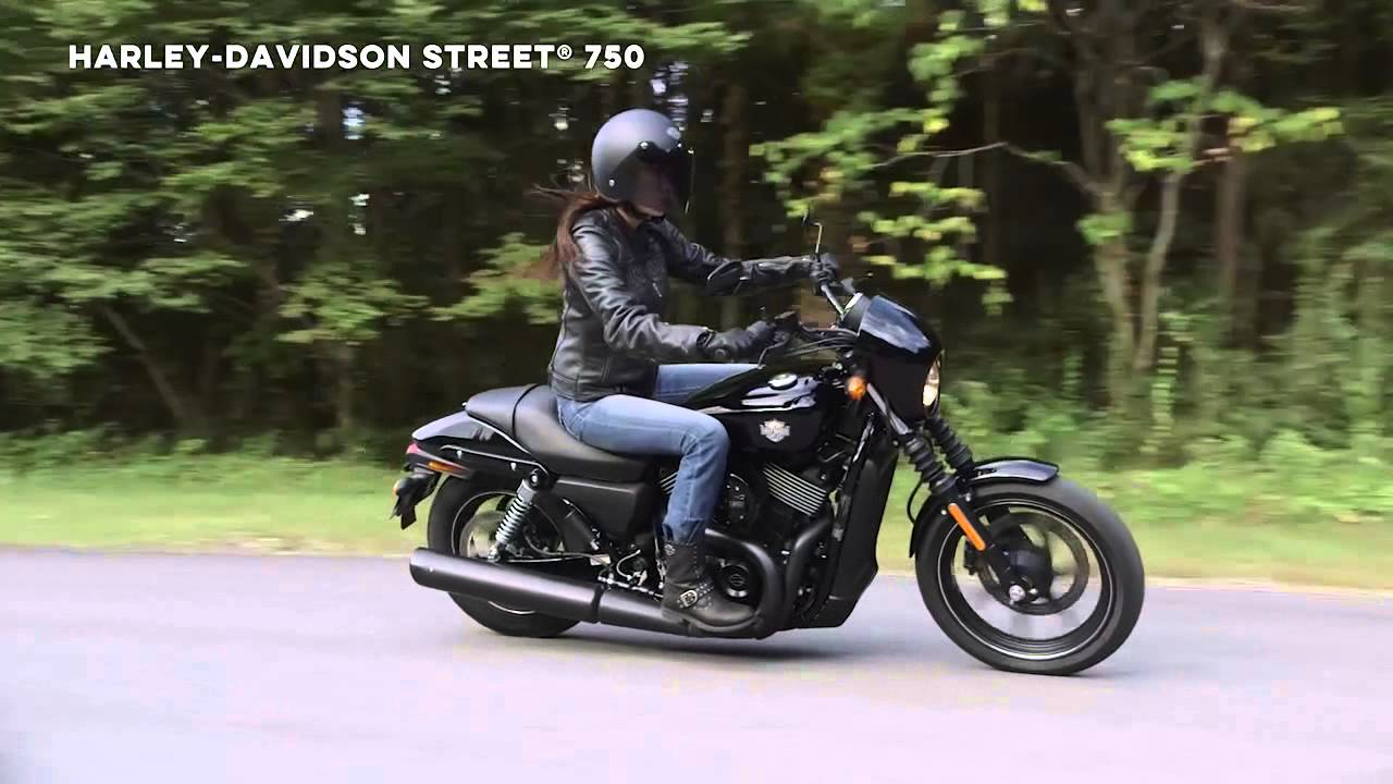 harley davidson 2016 street 750 youtube. Black Bedroom Furniture Sets. Home Design Ideas