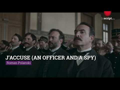 J'ACCUSE (AN OFFICER AND A SPY) - Roman Polanski  - Clip 1