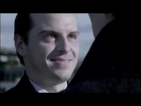 Jim Moriarty Dies - The Reichenbach Fall - Sherlock - BBC