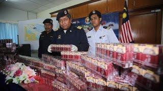 APMM rampas rokok seludup hampir RM1j