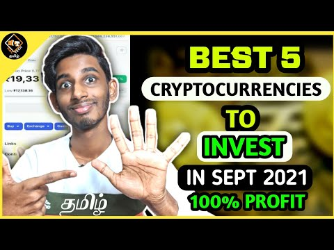 5 Best Cryptocurrencies To Invest In September 2021 | Low Value Coins for High Profit Mac Tech Tamil