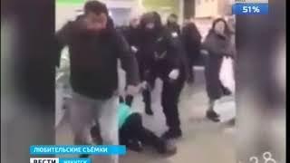 На сотрудника Росгвардии, который напал на женщину в гипермаркете «Леруа Мерлен» в Иркутске, завели
