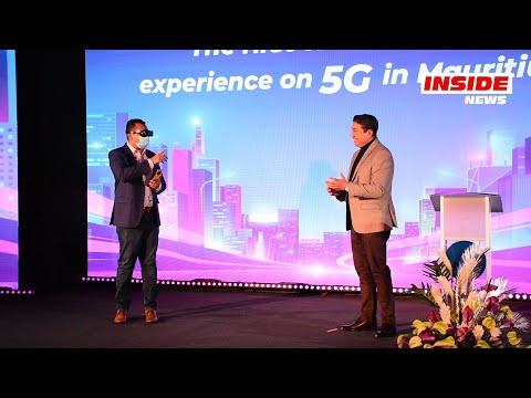 5G Experience Zones : l'ultra connectivité désormais une réalité à Maurice !