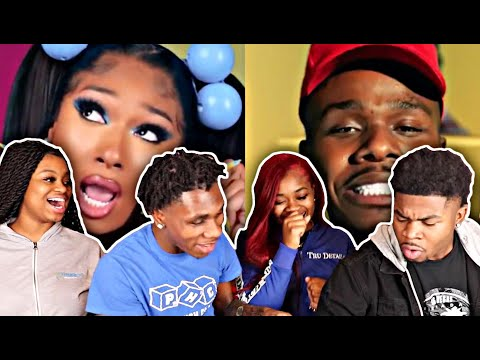 Megan Thee Stallion – Cry Baby (feat. DaBaby) [Official Video] | REACTION