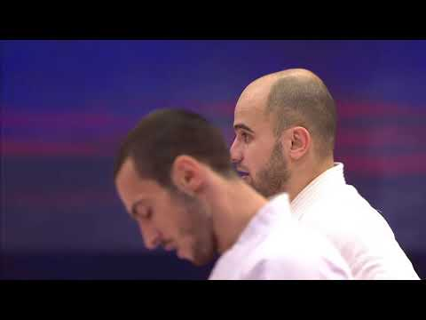 KWUCAMP 2017. Artur Arushanyan (Armenia) vs. Farid Kasumov (Russia). Final -60 kg