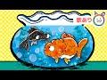 金魚の昼寝 【歌あり】童謡・唱歌・わらべ歌