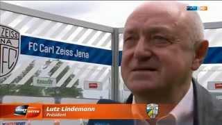 29.Spieltag RL Saison 13/14 FC Carl Zeiss Jena - ZFC Meuselwitz