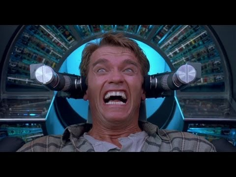 Total Recall (1990) - Trailer (HD/1080p)