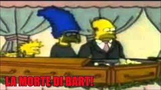 La Morte di Bart - I Simpson [Episodio Nascosto] Creepypasta