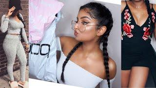 Fashion Try On Haul | Fashion Nova, Boohoo & Misspap