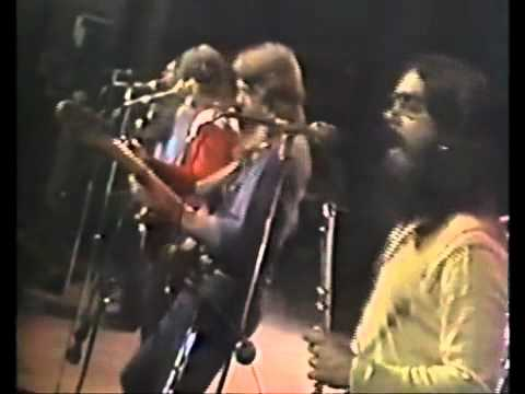 The Marshall Tucker Band 1973  -  Can't You See Live