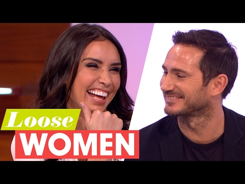 Frank Lampard Dishes the Dirt on Wife Christine | Loose Women