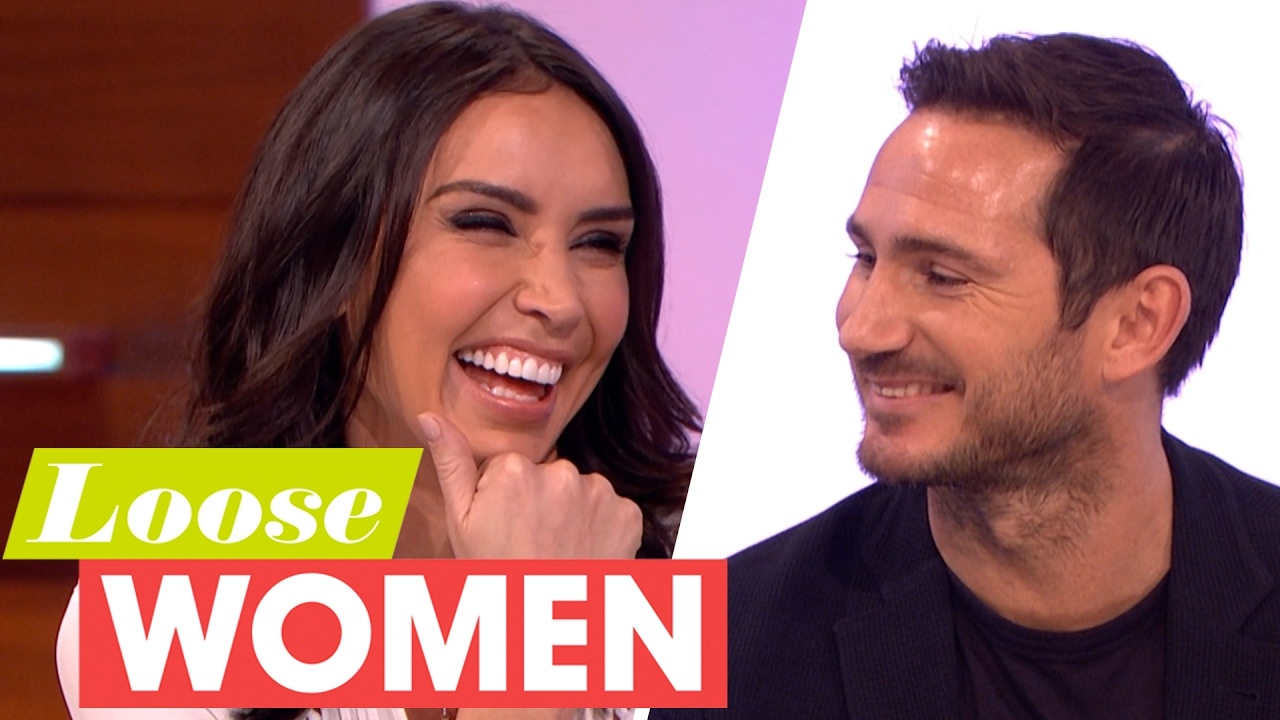 Frank Lampard Dishes The Dirt On Wife Christine Loose Women Youtube