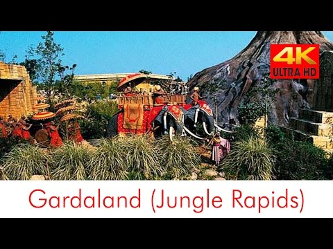 Gardaland Jungle rapids