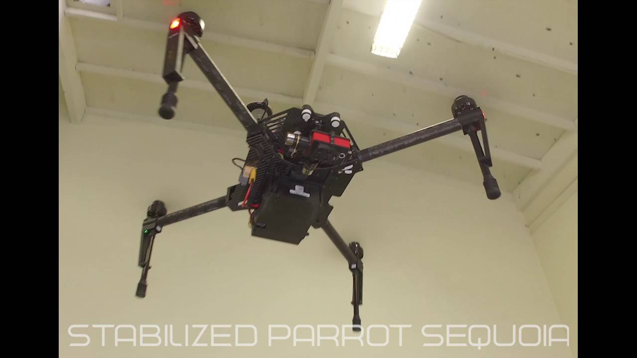 Parrot Sequoia in an H4-3D Zenmuse on a Matrice 100   DJI FORUM