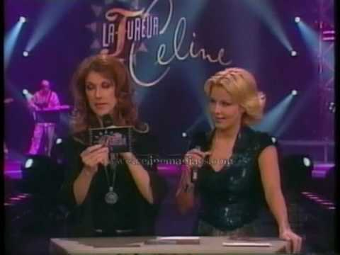 Celine Dion La Fureur De Celine 2 Youtube