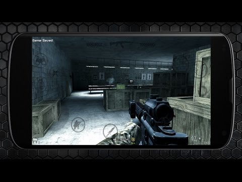 Call Of Duty 4 Modern Warfare Android Gameplay