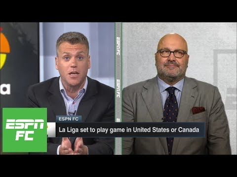 La Liga to North America: Pros & cons of Barcelona, Real Madrid possibly playing in U.S. | ESPN FC