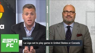 La Liga to North America: Pros & cons of Barcelona, Real Madrid possibly playing in U.S.   ESPN FC