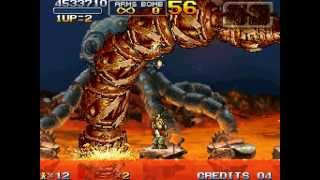 Metal Slug 7 Walkthrough/Gameplay DS  MonoScreen HD