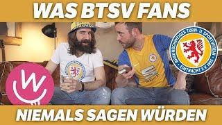 Was Fans nie sagen würden: Eintracht Braunschweig