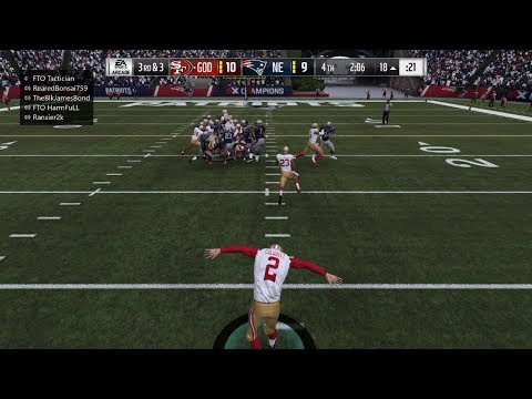 THE BIGGEST GLITCH IN THE HISTORY OF MADDEN 19! MUST SEE! ( Funny )