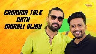 தோனி பைக்கில் ஏற மாட்டேன் - Murali Vijay (6.49th sec gethu matter ) | CSK | Dhoni