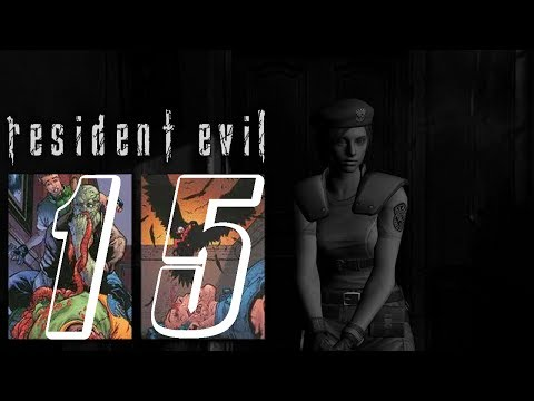 Absolutely Almost playing Resident Evil Remake |15|