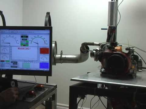 go kart engine dynamometer
