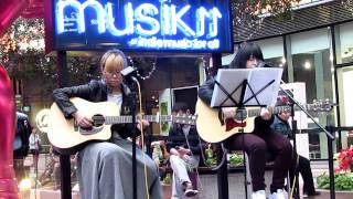 Tick Tock Museum - Bikes ( cover Lucy Rose )@K11 [Musik 11 - indie music for all ]29Dec2012