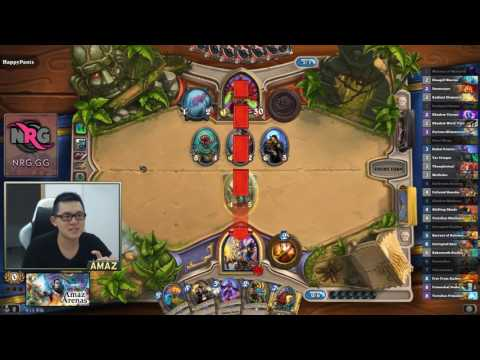 Hearthstone Amaz The Priest Arena Supervisor