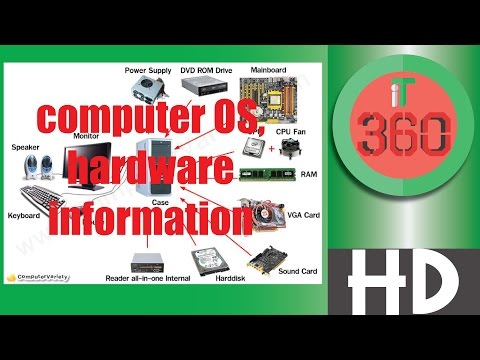How to see PC all System (Hardware,Software,OS) information without any software [Bangla]
