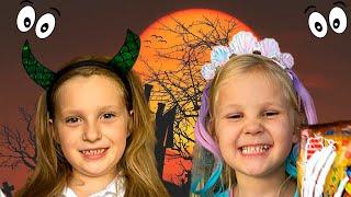 Novi izazovi. Zoja i Asja spremaju se za Noć vještica.