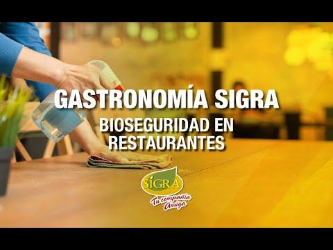 Bioseguridad en Restaurantes