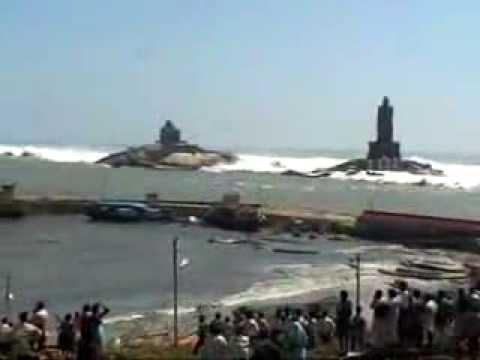 Tsunami In India Kanyakumari Dangerous