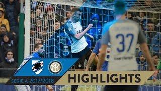 SAMPDORIA-INTER 0-5 | HIGHLIGHTS | Matchday 29 - Serie A TIM 2017/18