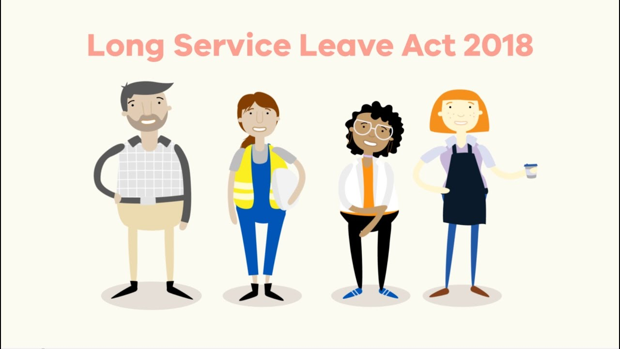 Long Service Leave Victoria Act And Entitlements