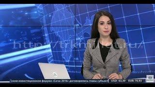 ХАБЕРЛЕР (на крымскотатарском языке). 03.10.16