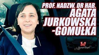 Odc. #4 Prof. Agata Jurkowska-Gomułka. 1x1 z Szymonem Tarandą