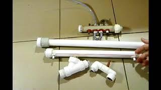 обзор бражной колонны из полипропиленовых труб