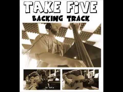 Take Five Backing Track in Em by JK