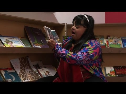 Argentine woman with Down syndrome inspires as teacher