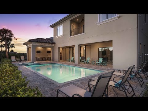 Check Out This Amazing 9-bedroom Villa Near Disney!