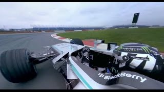 The 360˚ formula one experience!